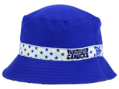 Vancouver Canucks New Era NHL Kids Reversible Bucket
