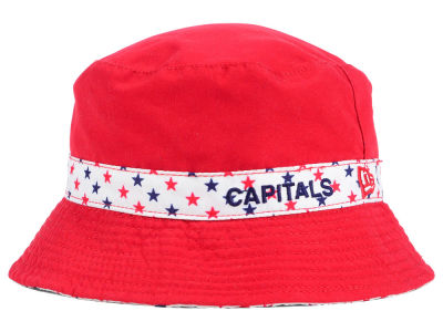 Washington Capitals New Era NHL Kids Reversible Bucket