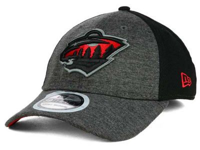 Minnesota Wild New Era NHL Tech Fuse 39THIRTY Cap