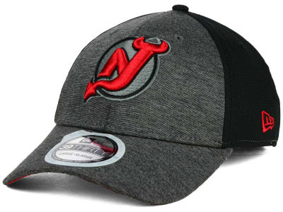 New Jersey Devils New Era NHL Tech Fuse 39THIRTY Cap