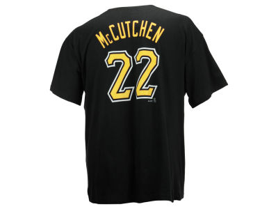 Pittsburgh Pirates Andrew McCutchen MLB Men's Official Player 3XL-4XL T-Shirt