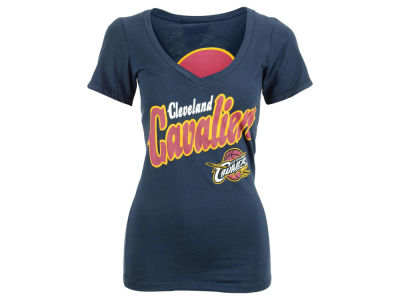 Cleveland Cavaliers Kevin Love 5th & Ocean NBA Womens V-neck Player T-Shirt