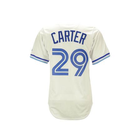 Toronto Blue Jays Joe Carter MLB Men's Cooperstown Player Replica CB Jersey
