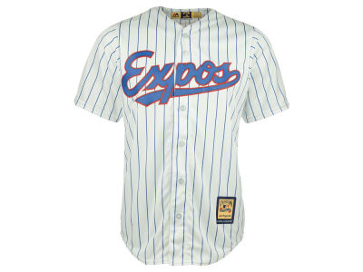 Montreal Expos ANDRE DAWSON MLB Men's Cooperstown Player Replica CB Jersey