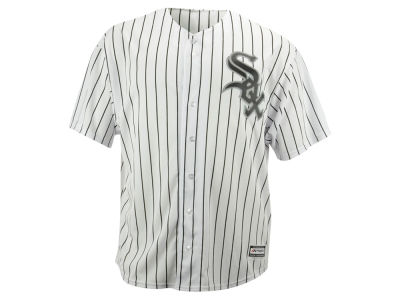 Chicago White Sox Majestic MLB Men's Blank Replica Cool Base Big & Tall Jersey