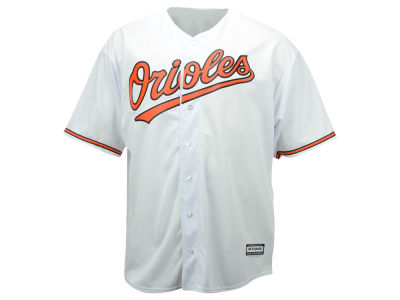 Baltimore Orioles MLB Men's Blank Replica Cool Base Big & Tall Jersey