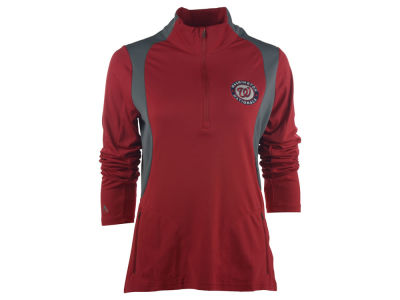 Washington Nationals MLB Women's Delta Pullover Shirt