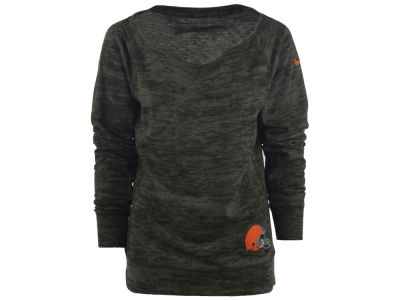 Cleveland Browns Nike NFL Women's Warpspeed Epic Crew Sweatshirt