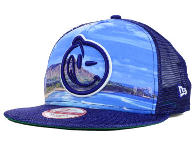 YUMS Hawaii Trucker 9FIFTY Snapback Cap