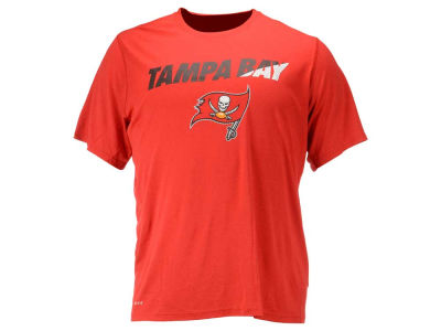 Tampa Bay Buccaneers Nike NFL Men's Legend Staff Practice T-Shirt
