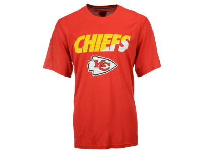 Kansas City Chiefs Nike NFL Men's Legend Staff Practice T-Shirt