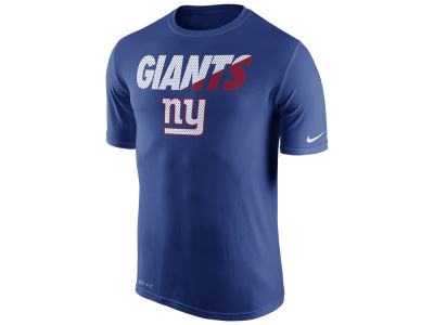 New York Giants Nike NFL Men's Legend Staff Practice T-Shirt
