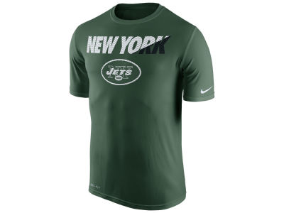 New York Jets Nike NFL Men's Legend Staff Practice T-Shirt