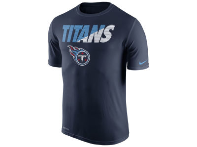 Tennessee Titans Nike NFL Men's Legend Staff Practice T-Shirt