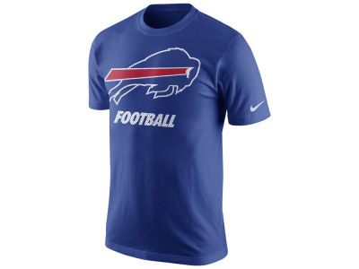 Buffalo Bills Nike NFL Men's Facility T-Shirt
