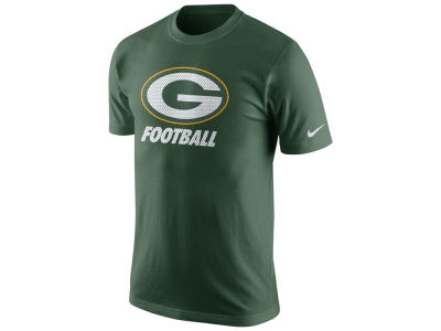 Green Bay Packers Nike NFL Men's Facility T-Shirt