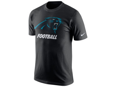 Carolina Panthers Nike NFL Men's Facility T-Shirt