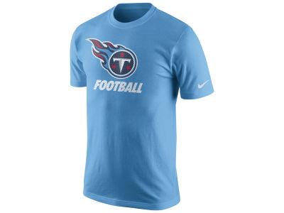 Tennessee Titans Nike NFL Men's Facility T-Shirt