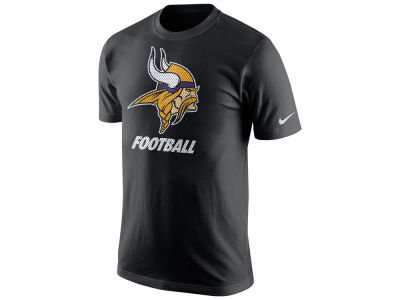 Minnesota Vikings Nike NFL Men's Facility T-Shirt