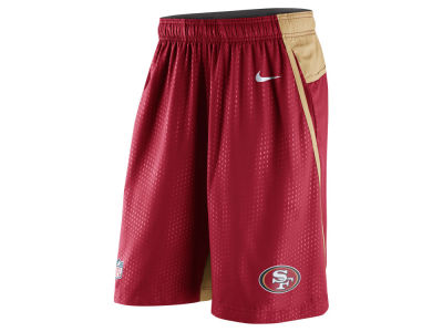 San Francisco 49ers Nike NFL Men's Fly XL 3.0 Shorts