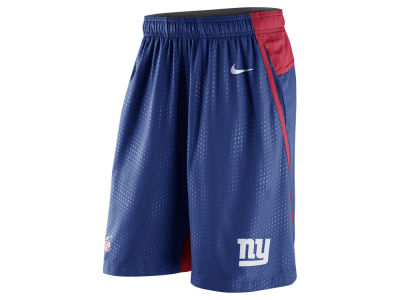 New York Giants Nike NFL Men's Fly XL 3.0 Shorts