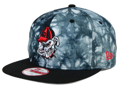 Georgia Bulldogs New Era NCAA Overcast 9FIFTY Snapback Cap