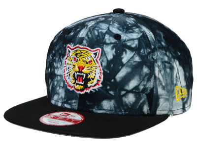 Grambling Tigers New Era NCAA Overcast 9FIFTY Snapback Cap