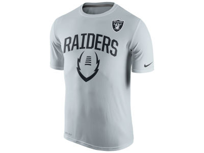 Oakland Raiders Nike NFL Men's Legend Icon 1.5 T-Shirt