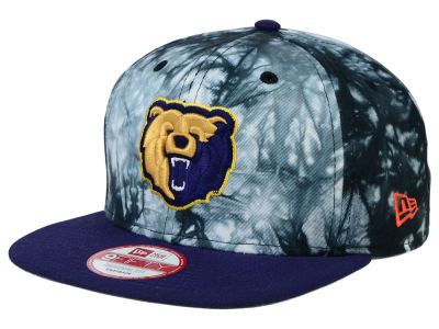 Morgan State Bears New Era NCAA Overcast 9FIFTY Snapback Cap