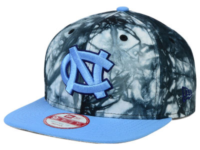 North Carolina Tar Heels New Era NCAA Overcast 9FIFTY Snapback Cap