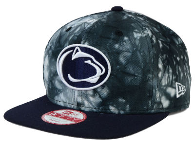 Penn State Nittany Lions New Era NCAA Overcast 9FIFTY Snapback Cap