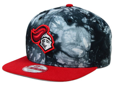 Rutgers Scarlet Knights New Era NCAA Overcast 9FIFTY Snapback Cap