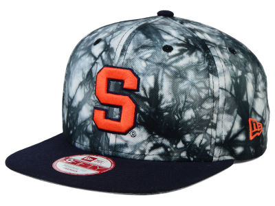 Syracuse Orange New Era NCAA Overcast 9FIFTY Snapback Cap