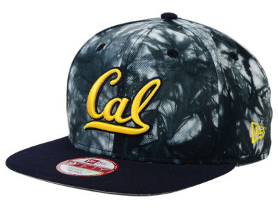 California Golden Bears New Era NCAA Overcast 9FIFTY Snapback Cap