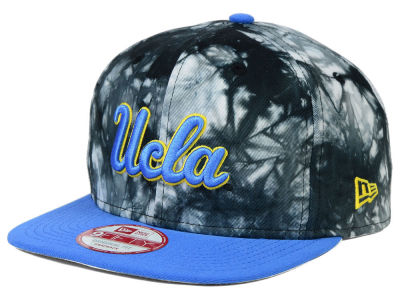 UCLA Bruins New Era NCAA Overcast 9FIFTY Snapback Cap