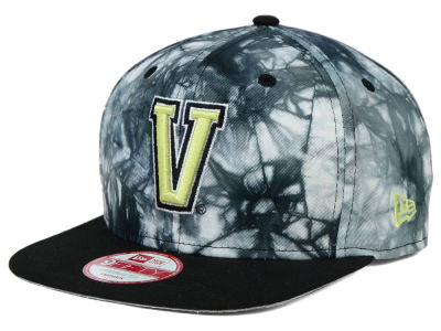 Vanderbilt Commodores New Era NCAA Overcast 9FIFTY Snapback Cap