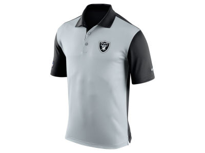 Oakland Raiders Nike NFL Men's Preseason Polo Shirt