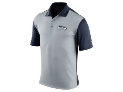 Seattle Seahawks Nike NFL Men's Preseason Polo Shirt