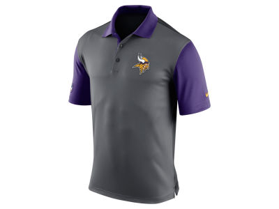 Minnesota Vikings Nike NFL Men's Preseason Polo Shirt