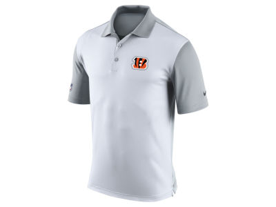 Cincinnati Bengals Nike NFL Men's Preseason Polo Shirt