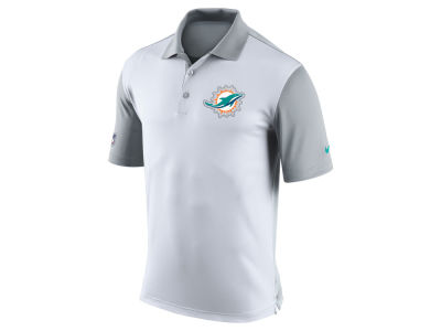 Miami Dolphins Nike NFL Men's Preseason Polo Shirt