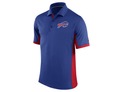 Buffalo Bills Nike NFL Men's Team Issue Polo Shirt