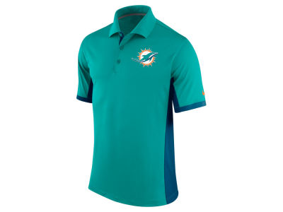 Miami Dolphins Nike NFL Men's Team Issue Polo Shirt