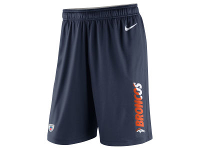 Denver Broncos Nike NFL Men's Practice Fly 3.0 Shorts