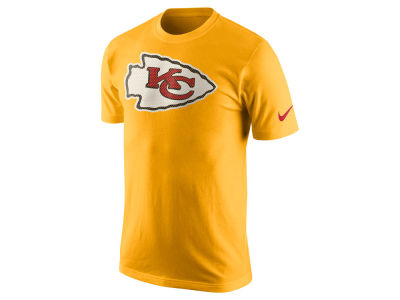 Kansas City Chiefs Nike NFL Men's Mesh Logo T-Shirt