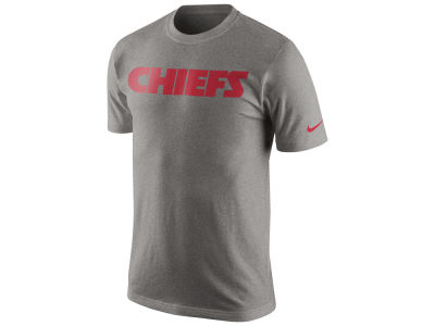 Kansas City Chiefs Nike NFL Men's Mesh Wordmark T-Shirt
