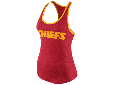 Kansas City Chiefs Nike NFL Women's Fan Marled Tank