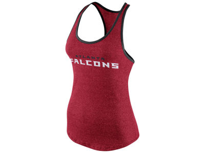Atlanta Falcons Nike NFL Women's Fan Marled Tank