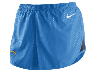 San Diego Chargers Nike NFL Women's Mod Tempo Shorts