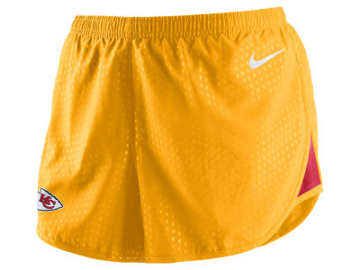 Kansas City Chiefs Nike NFL Women's Mod Tempo Shorts